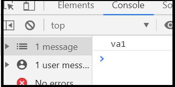 JavaScriptで変数名を取得するサンプルプログラム